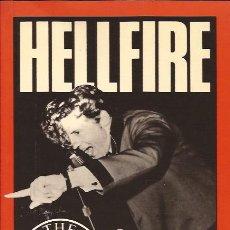 Catálogos de Música: LIBRO DE MUSICA-JERRY LEE LEWIS STORY-NICK TOSHES-EDIT.PLEXUS-1982--BIOGRAFIA DEL KILLER. Lote 29255391