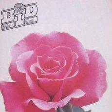 Catálogos de Música: BID - BOLETÍN INFORMATIVO DISCOPLAY Nº 96 / 1992. Lote 29468805
