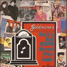 Catálogos de Música: CATALOGO DE DISCOS-GOLDMINE 45 RPM-1990-USA-SINGLE EP. Lote 29598241