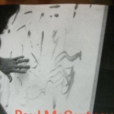 Catálogos de Música: LIBRO EXPOSICION DE PINTURAS PAINTINGS DE PAUL MCCARTNEY BEATLES TAMAÑO 29 X 24 PAGINAS 142. Lote 29613108