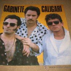Catálogos de Música: GABINETE CALIGARI JOSE MANUEL GOMEZ EDICIONES CUBICAS 1989 . Lote 29667796