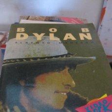 Catálogos de Música: MH16//BOB DYLAN//MANZANO. Lote 30032482