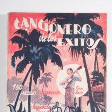 Catálogos de Música: CANCIONERO DE LOS EXITOS, 150 CANCIONES DE GRAN ÉXITO, Nº 6 SERIE CANCIONES - EDICIONES BISTAGNE. Lote 30534834