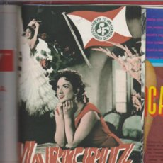Catálogos de Música: LOLA FLORES.TOMO DE LUJO CONSTA DE: MARICRUZ GUÍA DE SUEVIA FILMS, 4 PROGRAMAS.... Lote 31353971