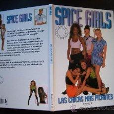 Musikkataloge - Spice Girls. Las chicas más picantes. Tapa dura. - 31805043
