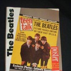 Catálogos de Música: THE BEATLES - POSTER BOOK - 42CM X 29,5CM - MULTITUD DE FOTOGRAFIAS A TODA PAGINA - ATALANTA PRESS. Lote 31957584