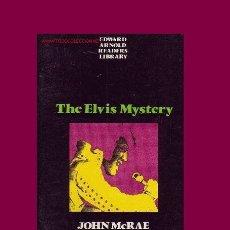 Catálogos de Música: ELVIS PRESLEY LIBRO EN INGLES THE ELVIS MYSTERY. Lote 18872167