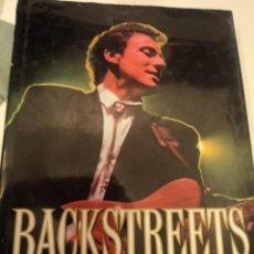 Catálogos de Música: BACKSTREETS - SPRINGSTEEN: THE MAN AND HIS MUSIC - HARMONY BOOKS - NEW YORK - 1989 - LLENO DE FOTOS. Lote 33081601