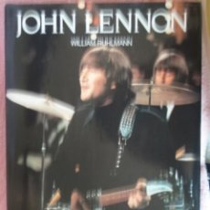 Catálogos de Música: JOHN LENNON WILLIAM RUHLMANN BEATLES. Lote 33212907