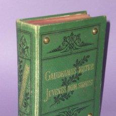 Catálogos de Música: SCHAUENBURGS ALLGEMEINES DEUTSCHES KOMMERSBUCH - AUF DEM DECKEL: GAUDEAMUS IGITUR JUVENES DUM SUMUS!. Lote 33355343