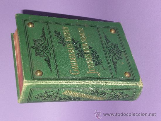Catálogos de Música: Schauenburgs Allgemeines Deutsches Kommersbuch - auf dem Deckel: Gaudeamus igitur Juvenes dum sumus! - Foto 2 - 33355343