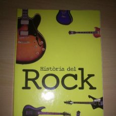 Catálogos de Música: HISTÒRIA DEL ROCK - DIARI SEGRE - LIBRO EN FASCICULOS - EN CATALAN. Lote 34140790