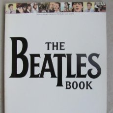 Catálogos de Música: THE BEATLES BOOK - LIBRO EDITORIAL OMNIBUS PRESS - EN INGLES. Lote 34271456