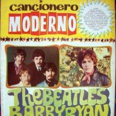 Catálogos de Música: CANCIONERO 1969 / THE BEATLES / BARRY RYAN. Lote 34788276