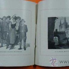 Catálogos de Música: MARGARITA LA TORNERA.TEATRO REAL. ALBUM DE LA ÓPERA. TIP. DE LA EDITORA 1909.. Lote 34968744