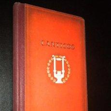 Catálogos de Música: COLECCIÓN DE CÁNTICOS POR EDELVIVES. Lote 35391737