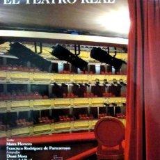 Catálogos de Música: EL TEATRO REAL - (NUEVO). Lote 116248815