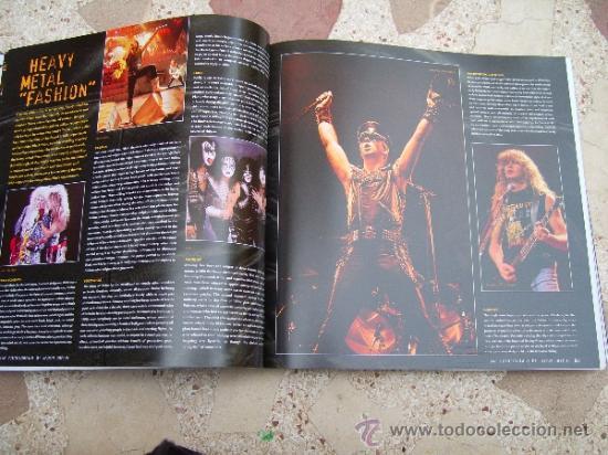 Catálogos de Música: THE ENCYCLOPEDIA OF HEAVY METAL. DANIEL BUHSZPAN - Foto 3 - 35802504