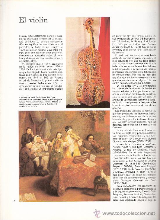Catálogos de Música: Enciclopedia Salvat.Los Grandes Compositores.Salvat.Philis.Fasciculo y Casete Nº 5. Beethoven. - Foto 2 - 35874618