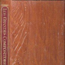 Catálogos de Música: TAPAS, PORTADA. ENCICLOPEDIA DE LOS GRANDES COMPOSITORES. SALVAT EDICIONES. TOMO 3.. Lote 35960879