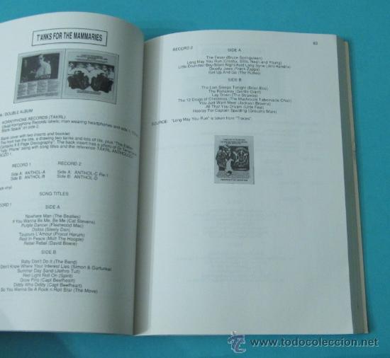 Catálogos de Música: NEIL YOUNG: A COMPLETE ILLUSTRATED BOOTLEG DISCOGRAPHY. BRUNO FISSON / ALAN JENKINS - Foto 2 - 35939336