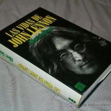 Catálogos de Música: LAS VIDAS DE JOHN LENNON - ALBERT GOLDMAN - LIBRO THE BEATLES - P&J. Lote 37205129