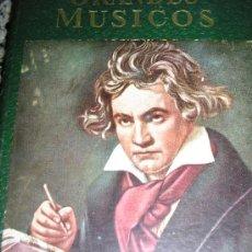 Catálogos de Música: GRANDES MUSICOS, POR LAURO PALMA - BIBLIOTECA BILLIKEN - EDIT. ATLÁNTIDA - ARGENTINA - 1951. Lote 37522723
