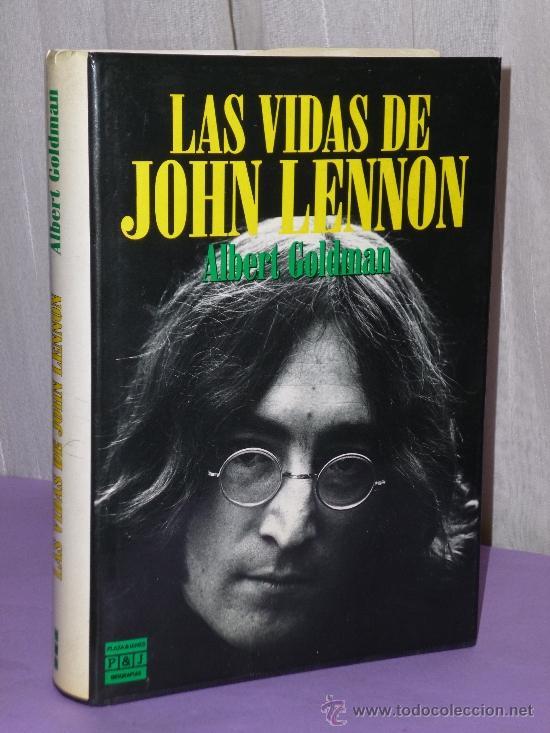LAS VIDAS DE JOHN LENNON. (Música - Catálogos de Música, Libros y Cancioneros)
