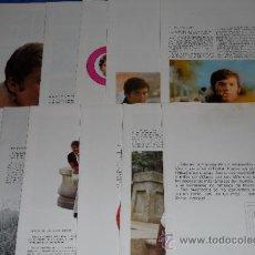 Catálogos de Música: RAPHAEL - OBRA COMPLETA EN FÁSCÍCULOS. Lote 37853797