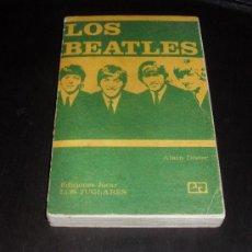 Catálogos de Música: LOS BEATLES. EDICIONES JUCAR. ALAIN DISTER. 1973.. Lote 38187246