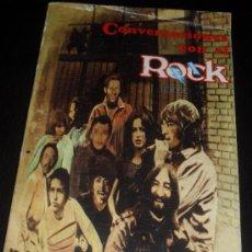 Catálogos de Música: ROLLING STONE. CONVERSACIONES CON EL ROCK. TOMO 2. AYUSO / AKAL EDITORES. 1975. . Lote 38187472