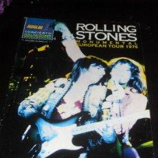 Catálogos de Música: POPULAR 1. REVISTA DE MUSICA. ROLLING STONE. COLECCION POPULAR 1. CONCIERTO 4. Lote 38187668