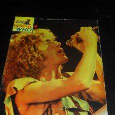 Catálogos de Música: POPULAR 1. REVISTA DE MUSICA. WHO. ESPECIAL 4.. Lote 38187774