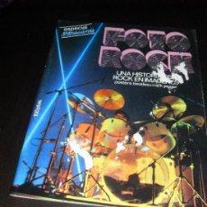 Catálogos de Música: VIBRACIONES FOTO ROCK. ESPECIAL. REVISTA DE MUSICA. 1974.. Lote 38190658