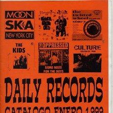 Catálogos de Música - DAILY RECORDS - ENERO 1999 - 38307635