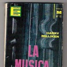 Catálogos de Música: LA MUSICA ELECTRONICA-HARRY MILLIKEN. Lote 38605616