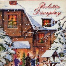 Catálogos de Música: BOLETIN DISCOPLAY - Nº 180 - DICIEMBRE 1998 / ENERO 1999. Lote 38656129