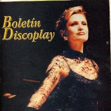 Catálogos de Música: BOLETIN DISCOPLAY - Nº 198 - JULIO 2000. Lote 38656328