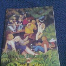 Cataloghi di Musica: BOLETIN REVISTA BID DISCOPLAY AÑO 20 Nº 218 ABRIL 2002. Lote 39647240