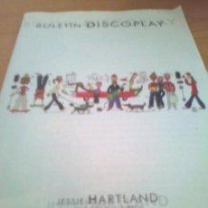 Catálogos de Música: BOLETIN REVISTA BID DISCOPLAY AÑO 17 Nº 185 JUNIO 1999. Lote 39659303