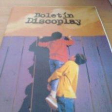 Catálogos de Música: BOLETIN REVISTA BID DISCOPLAY AÑO 17 Nº 190 NOVIEMBRE 1999. Lote 39659768