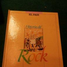 Catálogos de Música: HISTORIA DEL ROCK EL PAIS - TAPA DURA - HASTA LA PÁGINA 452 - NO ESTA COMPLETO. Lote 40022059