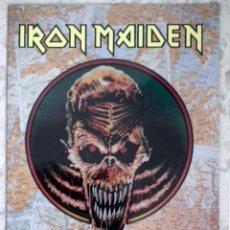 Catálogos de Música: IRON MAIDEN TOUR BOOK - FEAR OF THE DARK 1992. Lote 40419260