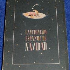 Catálogos de Música: CANCIONERO DE NAVIDAD - ADOLFO MAILLO (1944). Lote 40433656