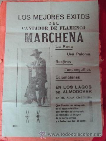 Catálogos de Música: Conjunto de pasquines o cancioneros con canciones populares, coplas, tangos, flamenco - Foto 5 - 41173092