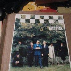 Catálogos de Música: MADNESS - THE MADDEST SHOW ON EARTH - UK TOUR BOOK .. Lote 41311647