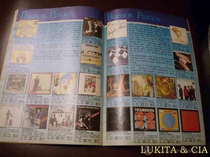Catálogos de Música: BID - BOLETÍN INFORMATIVO DISCOPLAY - OCTUBRE 1986 - Foto 3 - 41397842