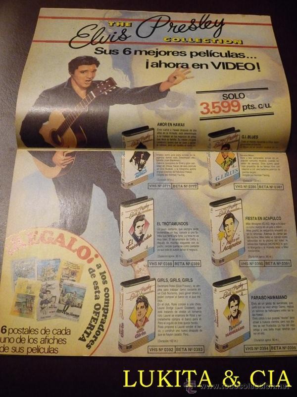 Catálogos de Música: BID - BOLETÍN INFORMATIVO DISCOPLAY - OCTUBRE 1986 - Foto 4 - 41397842