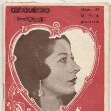 Catálogos de Música: CONCHITA PIQUER. Lote 42300865