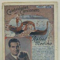 Catálogos de Música: RAFAEL MEDINA, N.º 5 A-CANCI-042. Lote 42409624